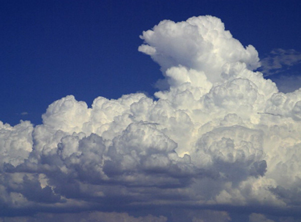 Nimbus Clouds | Types of Clouds
